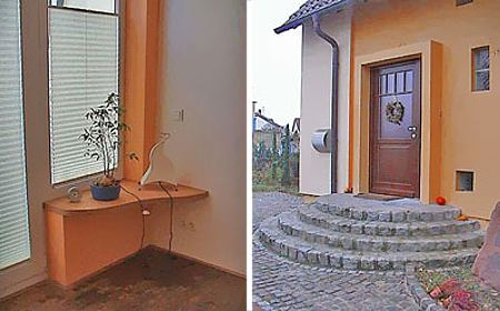 Eingang-/Raumgestaltung